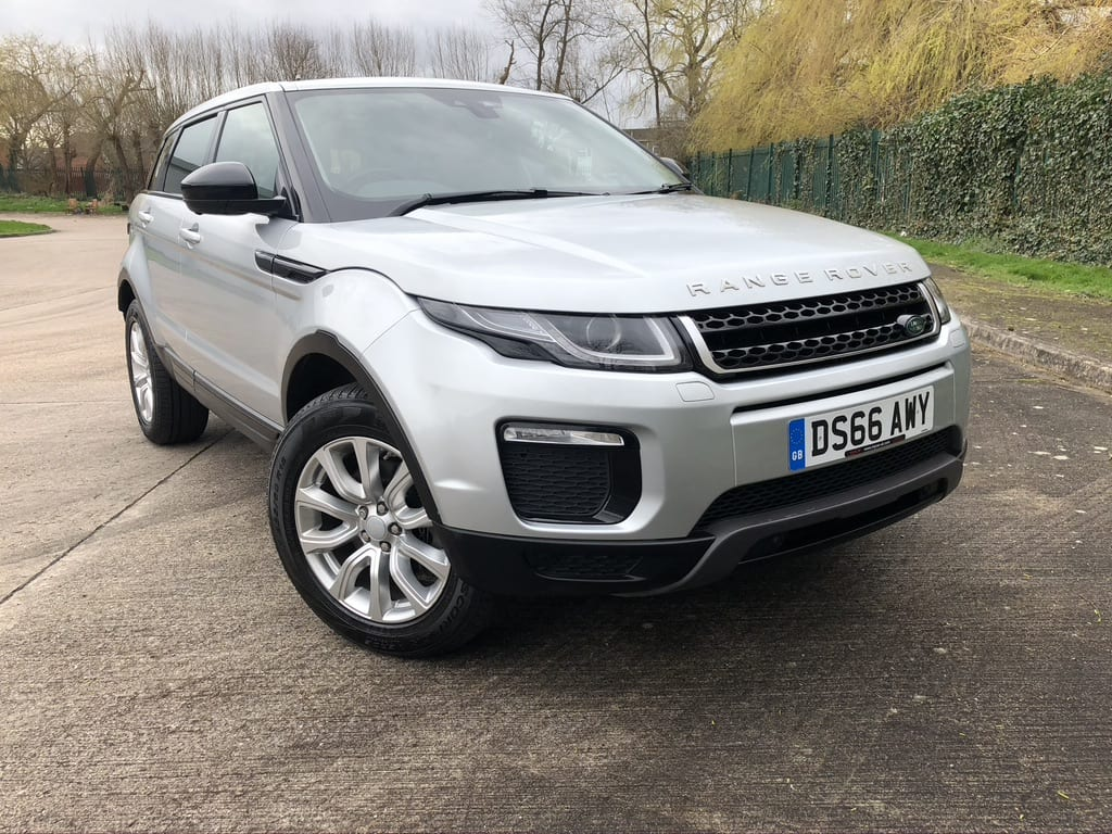 myCar UK - Land Rover Range Rover Evoque 2.0 TD4 SE Tech 4WD (s/s) 5dr