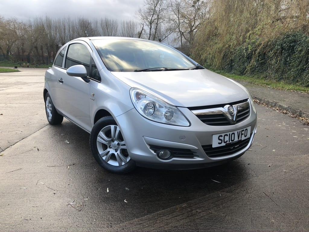 myCar UK - Vauxhall Corsa 1.2 i 16v Energy 3dr (a/c)