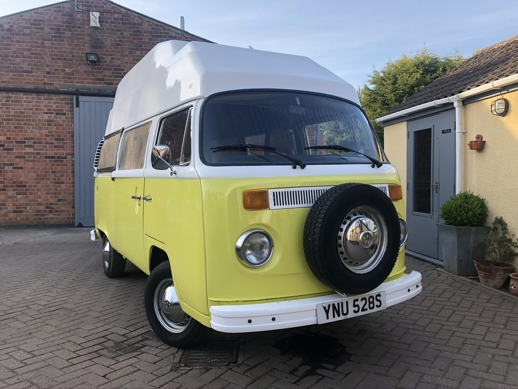 myCar UK - 1977 VW Volkswagen 2.0 Petrol Bay Window Type 2 LHD