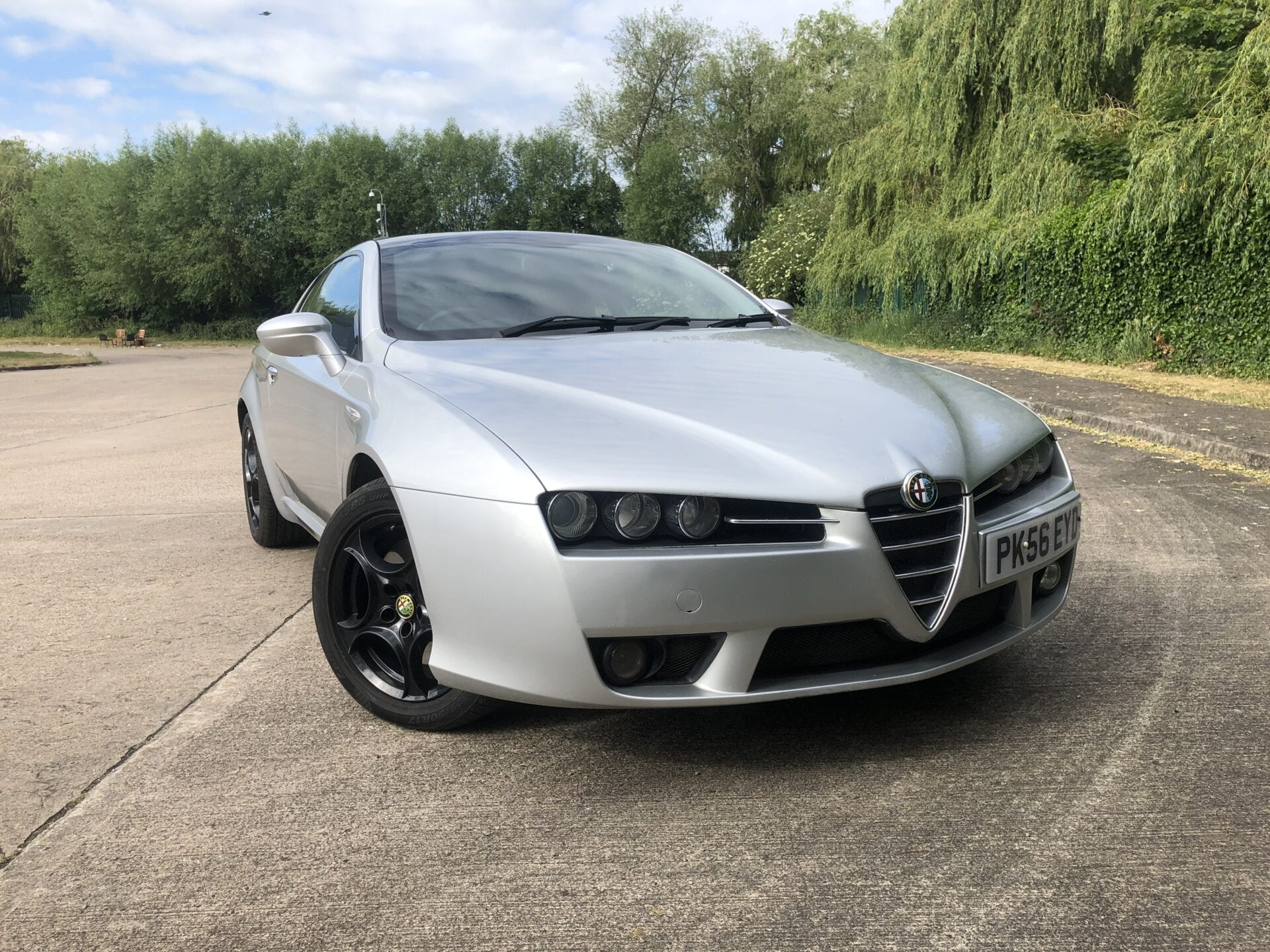 myCar UK - Alfa Romeo Brera 2.4 JTD SV 3dr