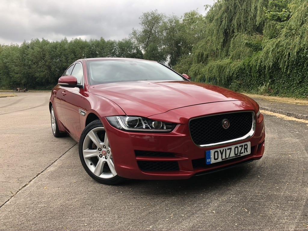myCar UK - Jaguar XE 2.0d Portfolio