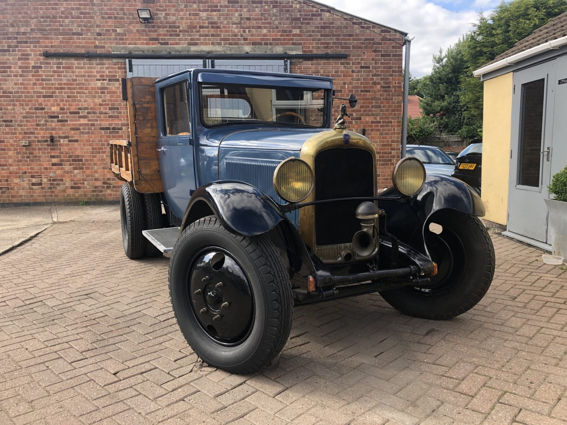 myCar UK - 1928 Citroen A C4 Pickup