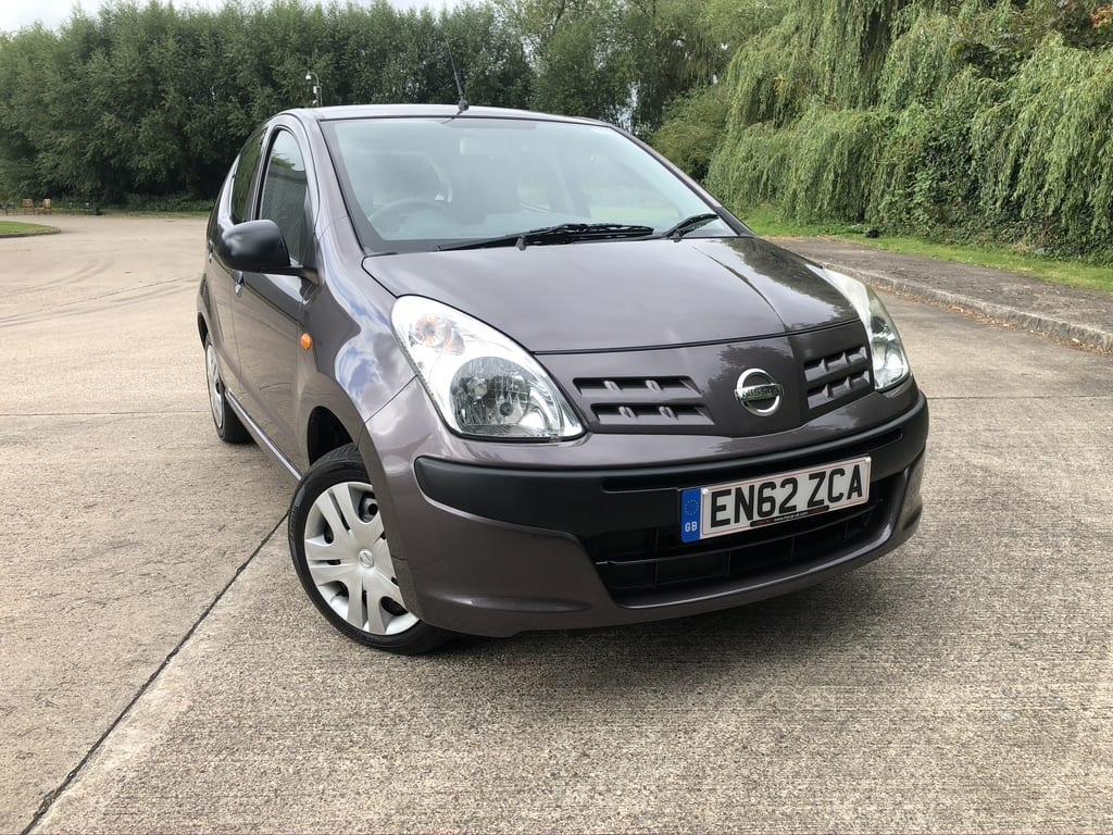 myCar UK - Nissan Pixo 1.0 12v Visia 5dr