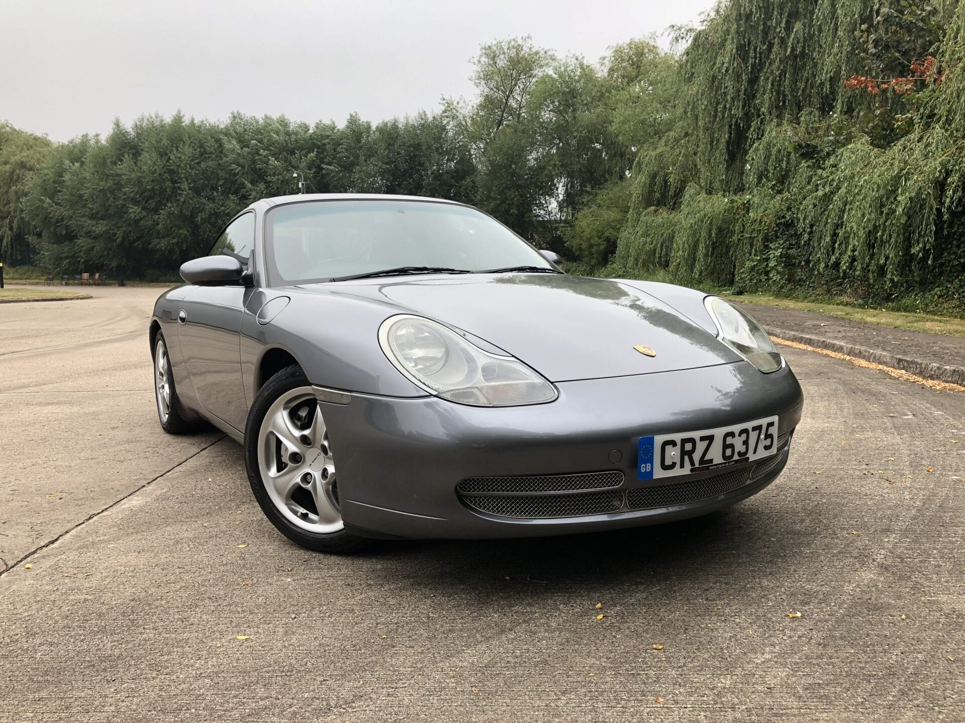 myCar UK - 2001 Porsche 911 3.4 996 Carrera 4 Tiptronic S AWD 2dr