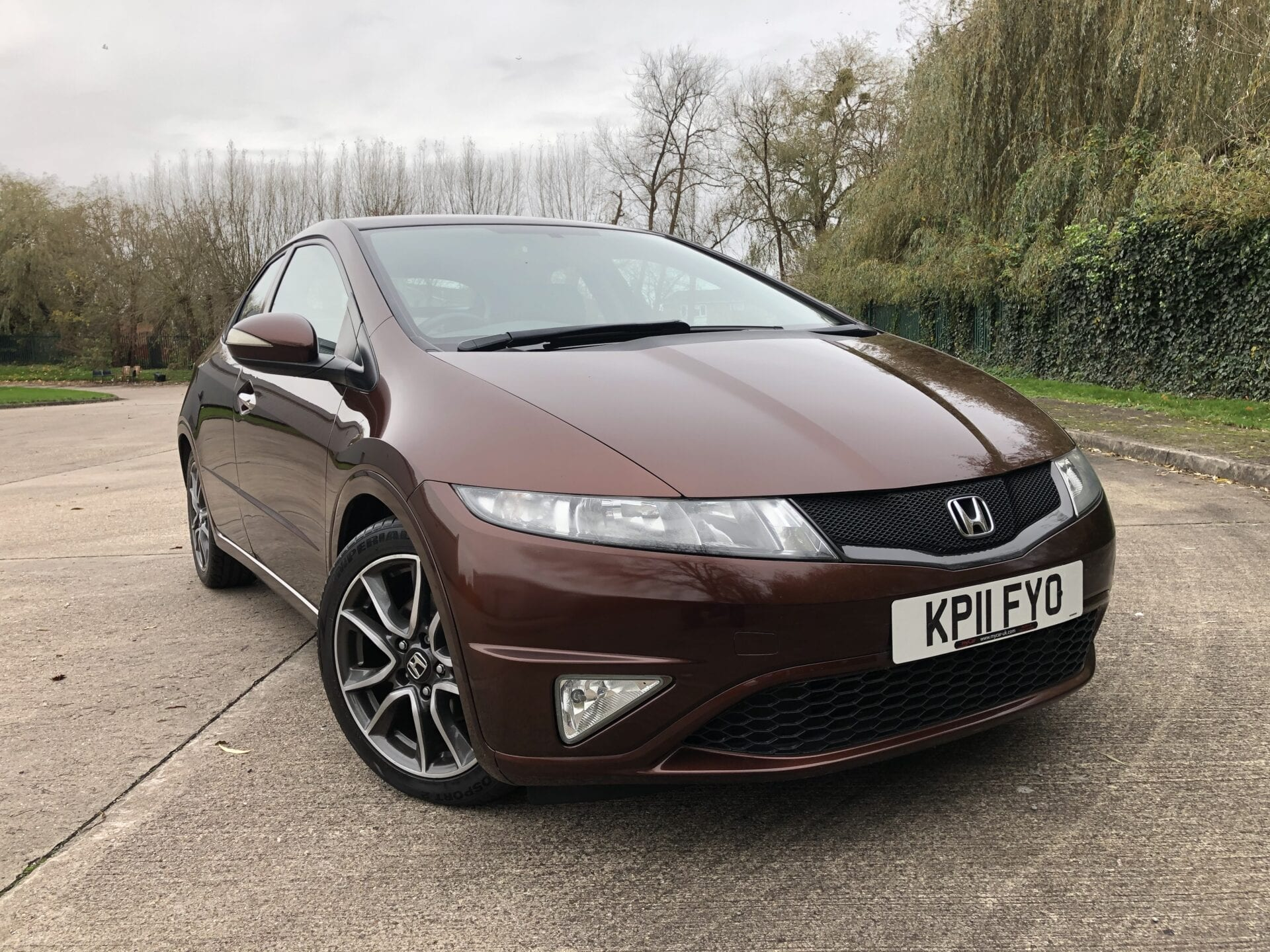 myCar UK - 2011 Honda Civic 1.8 Si 5dr