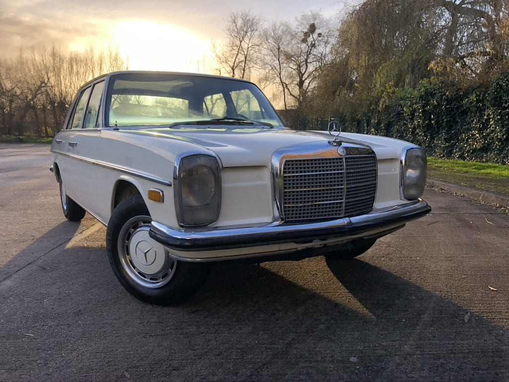 myCar UK - 1972 Mercedes-Benz 200 LHD W115