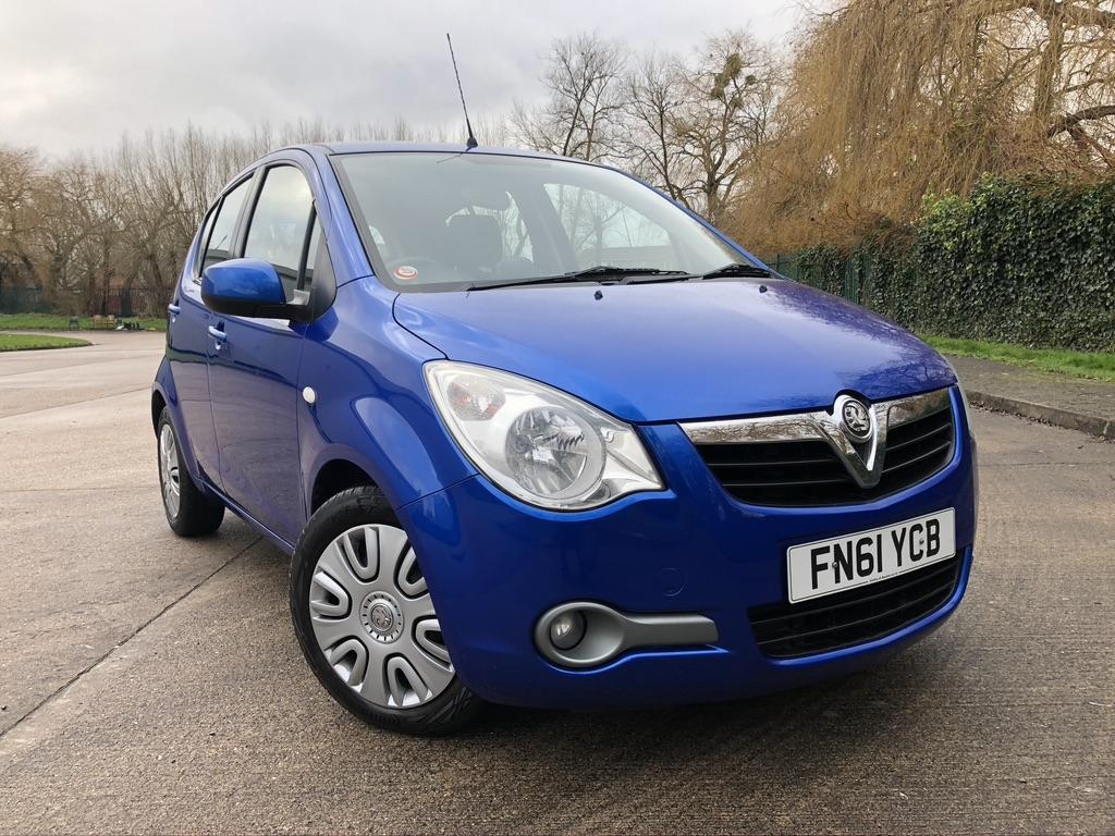 myCar UK - Vauxhall Agila 1.2 i 16v S 5dr