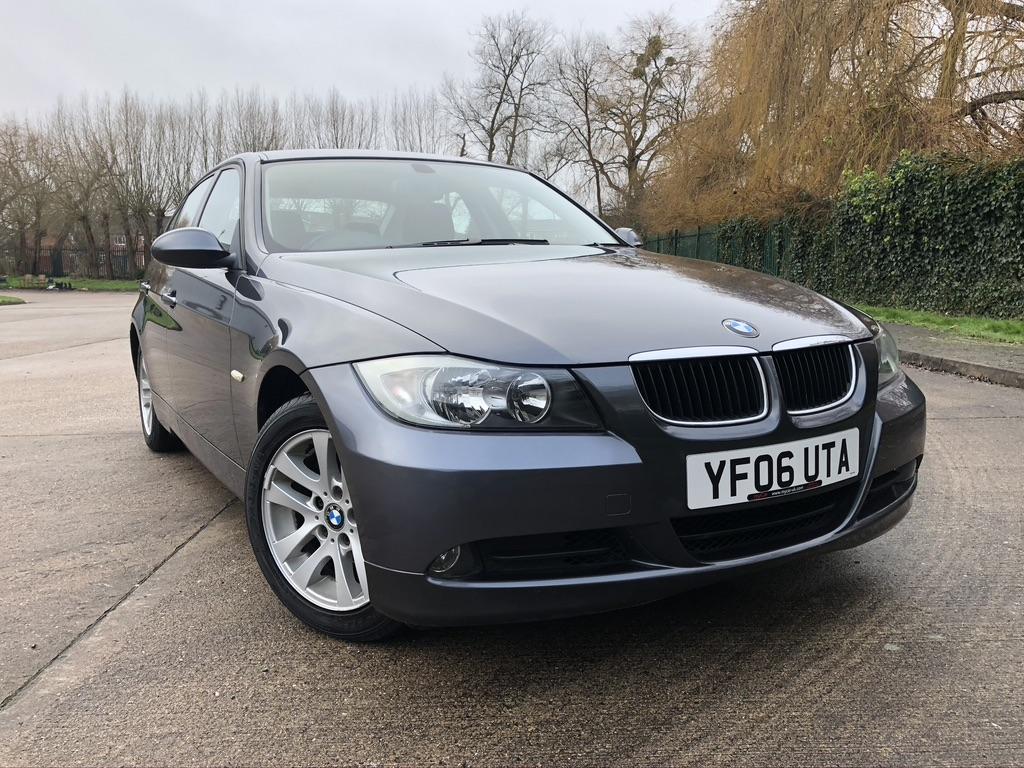 myCar UK - BMW 3 Series 2.0 318d SE 4dr