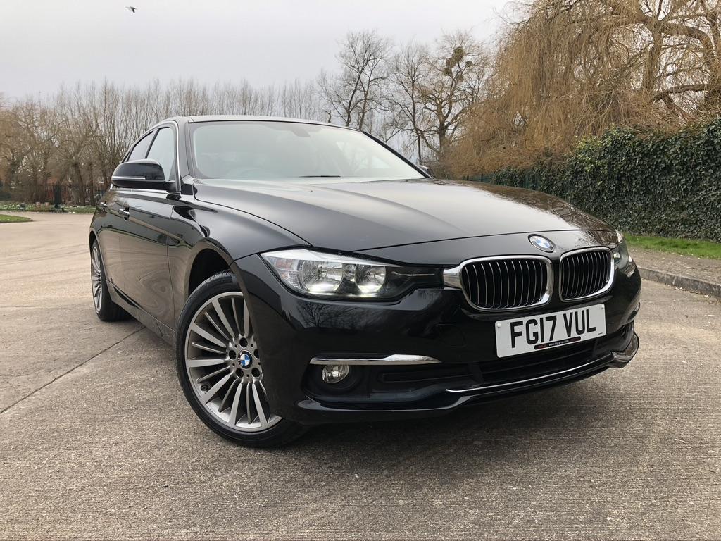 myCar UK - 2017 BMW 320d Luxury 4dr Step Auto