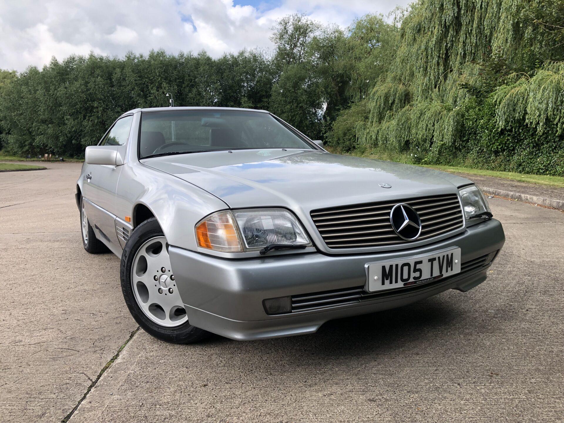 myCar UK - 1994 Mercedes-Benz SL V8 500 R129