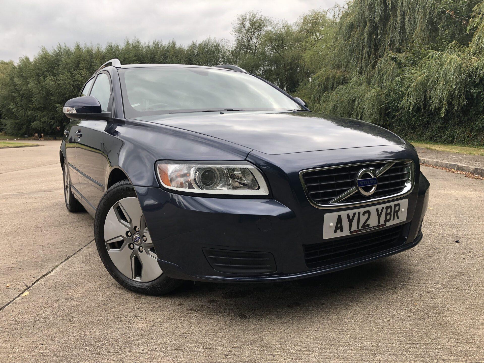 myCar UK - 2012 Volvo V50 1.6 D ES